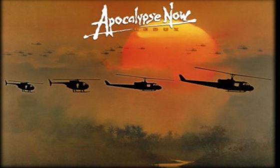 Apocolypse Now - cut for blog